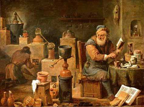 Élements alchimiques Zohar II