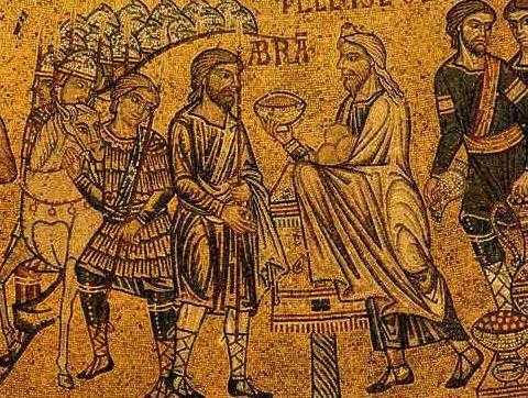 Abram à Abraham