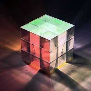 Le Cube et les Permutations du Nom