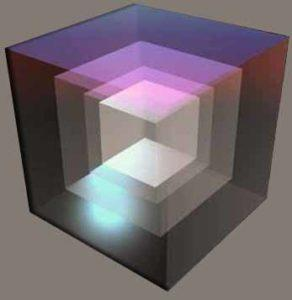 Le cube du Sepher Yetsirah selon Carlo Suarès
