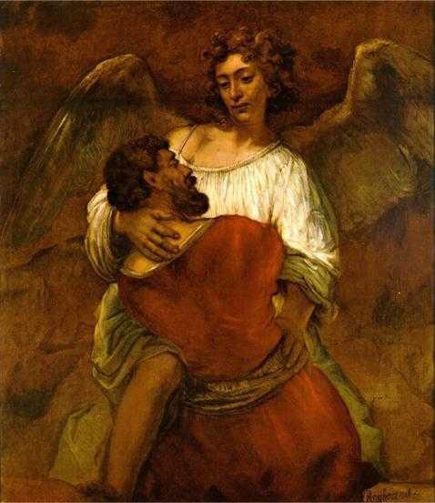 Jacob et Israël selon le Ari