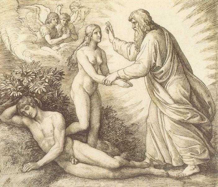 Différenciation sexuelle dans la Genèse par Shmuel Trigano.