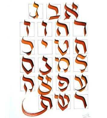 La nature des lettres par qms2.