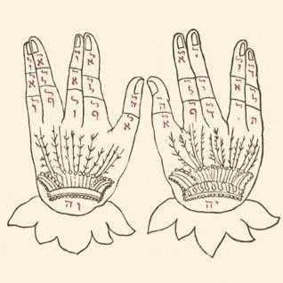 Mains de bénédiction - Dossier sur l'âme dans la Kabbale