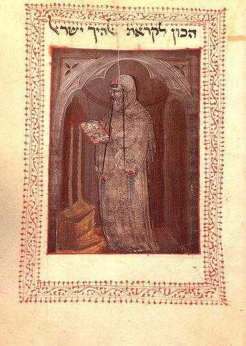 Abraham Aboulafia et l'ange Raziel