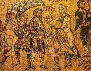 KeL | Le Prêtre-Roi Melchisédech par Emile Besson