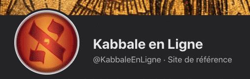 Kabbale en Ligne sur Facebook