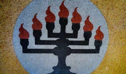 Les Sept Branches de la Menorah par Spartakus FreeMann